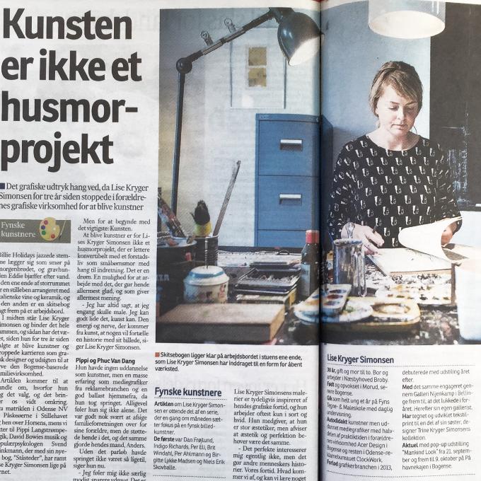 PR & omtale - Lise Kryger Simonsen