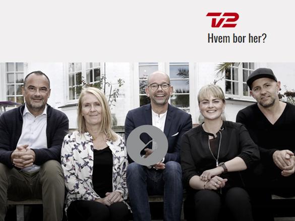 Hvem bor her - TV 2 - Lise Kryger Simonsen
